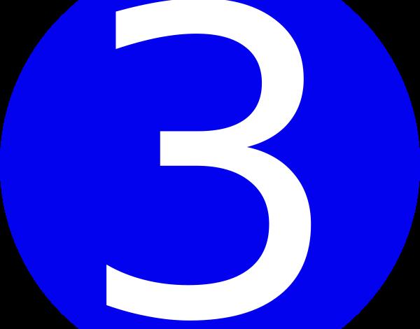 3 Things…..