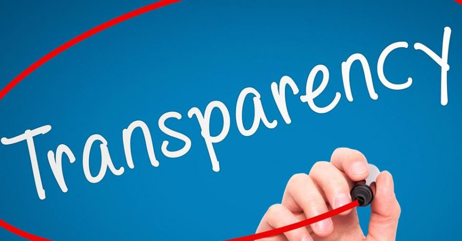 Transparency: What it Means, and Why it Matters