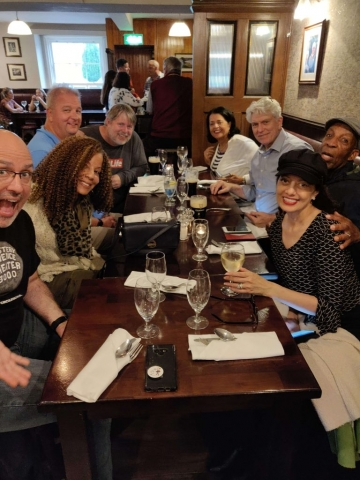 EURO VO Retreat Dublin 2019