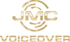 JMC Professional Voiceover Actor Logo
